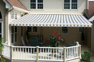 Eclipse retractable awnings protect your home and your family