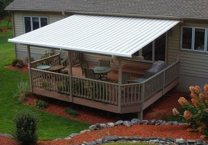 Eclipse Sun Roof Plus Retractable Awning