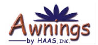 Awnings by Haas for your Eclipse retractable awnings
