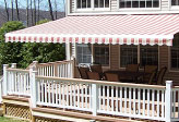 Eclipse retractable awnings add protection and style