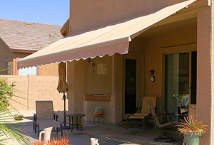 upgrade your retractable awnings to complement your home