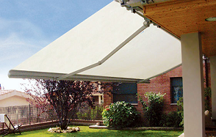 ultimate eclipse retractable awning for skin protection