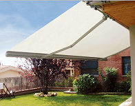 Ultimate Eclipse retractable awning