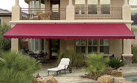 retractable awnings from Eclipse