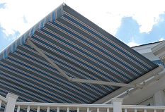 Eclipse retractable awnings create shade and savings