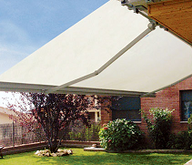 protect your skin with Eclipse retractable awnings
