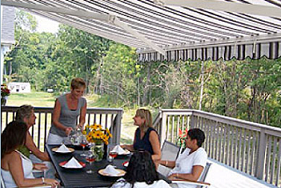 Eclipse retractable awning benefits your home and yourself