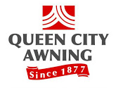 Visit Queen City awning for Eclipse shading products