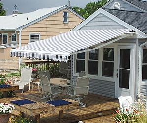 Eclipse Lite retractable awning