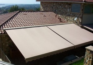 shade your home with the large protection total eclipse retractable awning