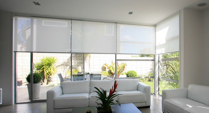 retractable window shade interior shades archives retractable awnings retractable shades
