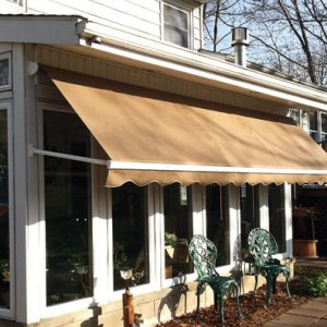 awning for business