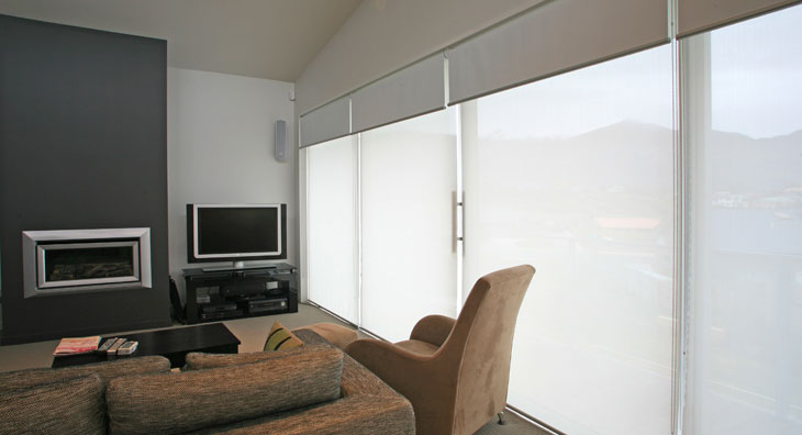 Dual Roller Shading System Eclipse Shading Systems