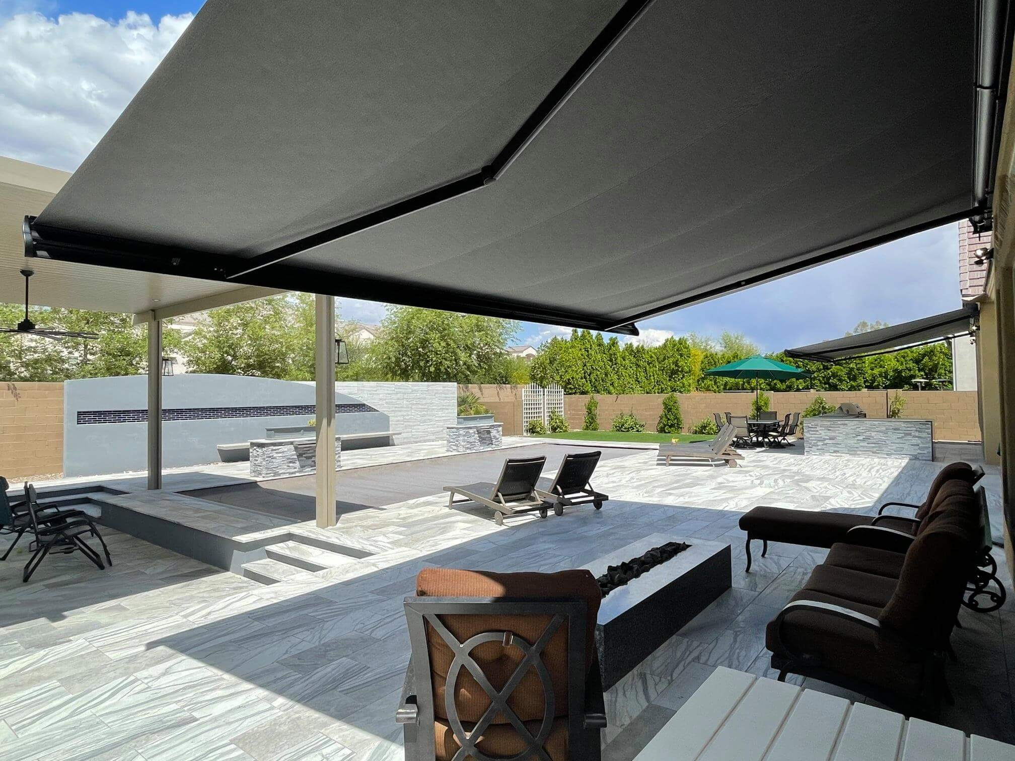 Eclipse Premier Motorized Retractable Awning