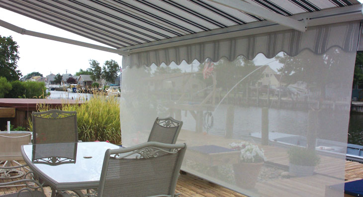 Eclipse Premier Retractable Awning | Eclipse Shading Systems