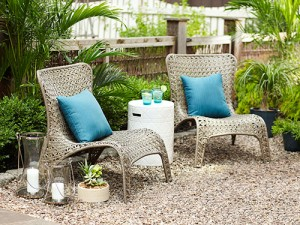 cozy outdoor furniture
